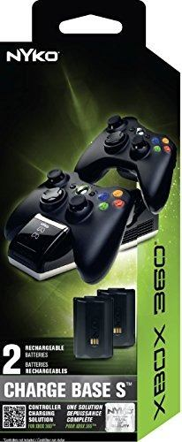 Nyko Charge Base 360 ¿¿s Para Xbox 360