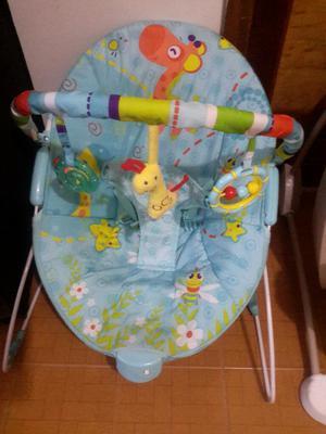 Silla Mesedora para Bebes Marca Bebesit