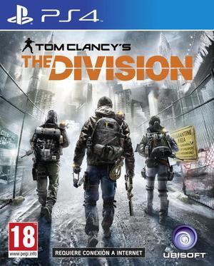 The Division PS4 de segunda