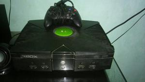 Vendo Cambio Xbox Clasico en Buen Estado