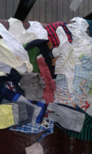 ropa de niño a
