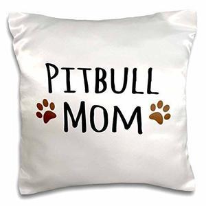 3drose Pc__1 Pitbull Perro Mamá Perrito X Raza Barro