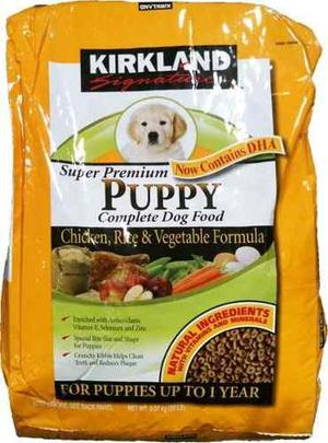 Alimento Perro Kirkland Super Premi/cachorro 9.1 Kg Diamont