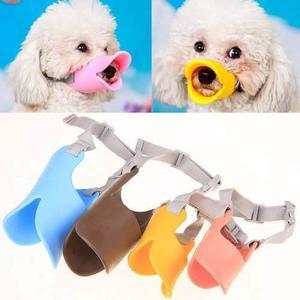 Bosal Para Perro En Forma De Pato Pet