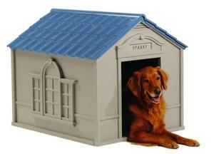 Casa Para Perros Grades 50 Kilos Suncast