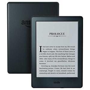 Kindle E-reader - Negro, Pantalla Táctil Sin Brillo De 6...