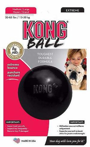Kong Ball Extreme (juguete Pelota Para Perro) Medium/large