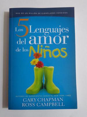 LOS CINCO LENGUAJES DEL AMOR DE LOS NIÑOS – GARY CHAPMAN