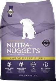 Nutranuggets Puppy Large Breed X 15 Kg