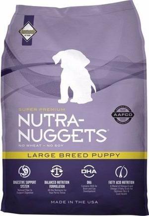 Nutranuggets Puppy Large Breed (cachorro Razas Grandes) 15kg