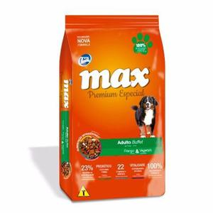 Total Max Buffet (adultos Todas Las Razas) 8kg