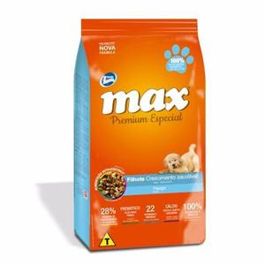 Total Max Filhotes (cachorros) X 8kg