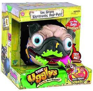 Ugglys Pug Perro Electrónico