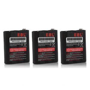 2 Piezas 700mah Batería De Ni-mh 3.6v  Para Motorola T