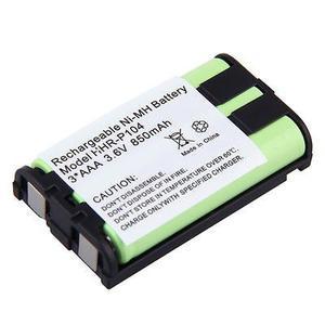 3 X 850mah Ni-mh Batería Para Panasonic Kx-tg Kx-tg