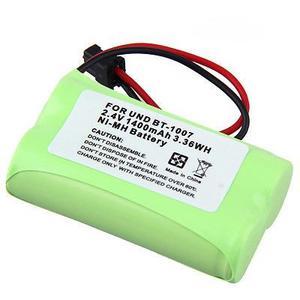 Batería De Ni-mh 2.4v 5 X mah Para Uniden Bbty B