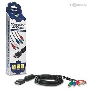Cable Audio Video Componente Del Tomee Ps2