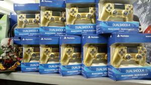 Control Ps4 Slim Gold Nuevo Play Station