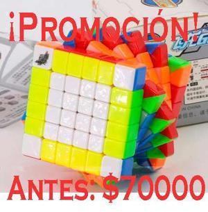 Cubo Tipo Rubik 6x6 Cyclone Boys Original En Promocion