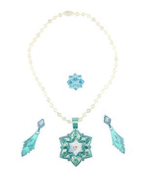 Frozen Conjunto De Joyas Elsa