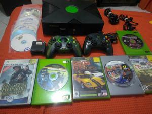 Ganga Xbox Clásico Zorsa Muy Completo