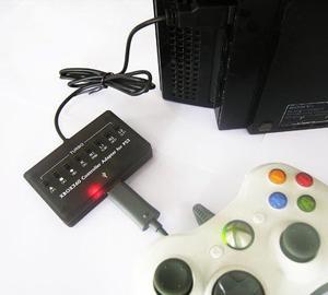 Hde ® Xbox 360 Para Playstation Ps3 Controller Adaptador