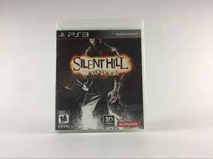 Juego Silent Hill Downpour Ps3