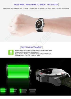 N10b Al Aire Libre Smart Bt Reloj Teléfono Pulso Monitor