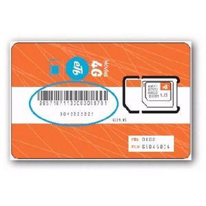 Paquete Barato De 100 Sim Cards Etb 4g Por Mayor Para Negoci