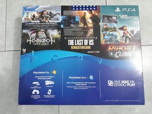 Playstation 4 Nueva 3 Juegos Ps4 Play 4