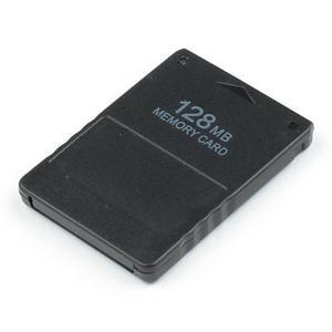 Ps2 Tarjeta De Memoria De 128 Mb - Tarjeta De Memoria De Alt