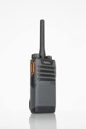 Radio Digital Hytera Pd416 Incluye Control De Rondas