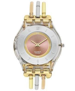 Reloj Swatch Sfk240a Acero Multicolor Mujer