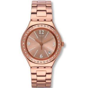 Reloj Swatch Ygg409g Acero Oro Rosa Mujer