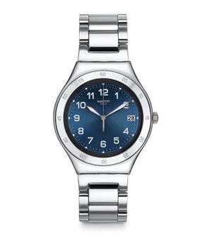 Reloj Swatch Ygs474g Acero Plateado Mujer