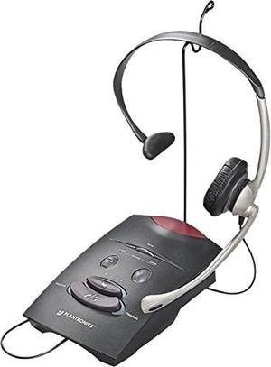 Sistema De Auricular De Teléfono De Plantronics (s11)