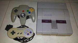 Super Nintendo Control Nintendo 64