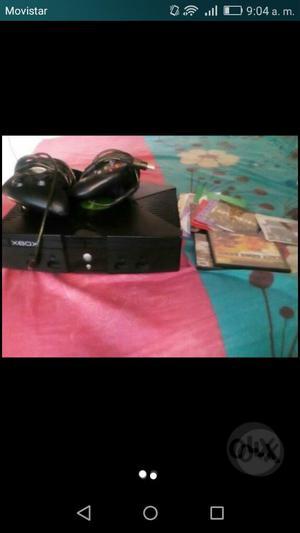 Vendo Xbox Normal Full