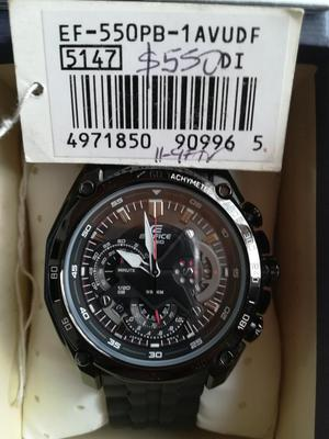Venpermuto Reloj Casio Edifice 550 Origi