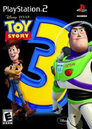 Video Juego Disney Toy Story 3 Playstation 2
