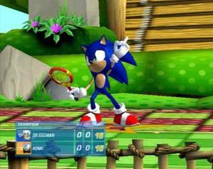 Video Sega Super Stars Tennis Playstation 2