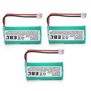 5 X Batería Teléfono Inalámbrico Para Vtech Bt
