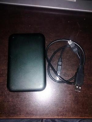 Disco Duro Externo Toshiba 750 Gb