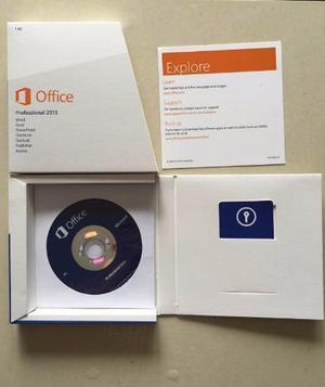 Licencia Office Professional Plus -bit