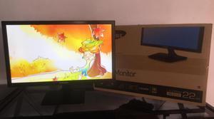 Monitor Samsung Led 22
