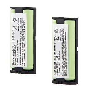 Pack mah Ni-mh Batería Para Panasonic Hhrp105 Tipo 31