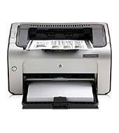 Vendo impresora HP Laser Jet P con tonner usada con