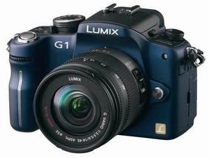 Camara Cámara Digital Panasonic Lumix Dmc-g1 Oferta 694
