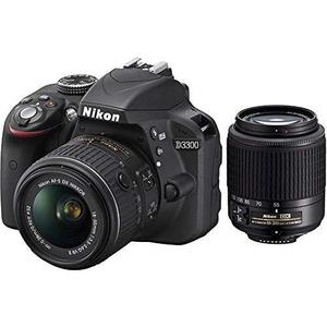 Nikon D Mp Cmos Slr Digital Con Af-s Dx Nikkor 1...
