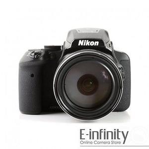 Nueva Nikon Coolpix P900 Cámara Digital Zoom De X 83